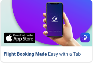 flight booking made easy with a tab